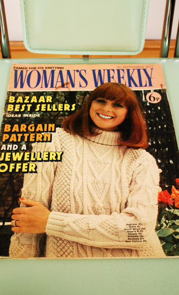 WOOMANS WEEKLY SEPTEMBER 1974 (M.N)